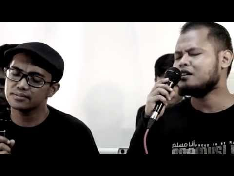 Ezad Lazim - Demi Cinta featuring SIMFONI (Live Acoustic Jamming)
