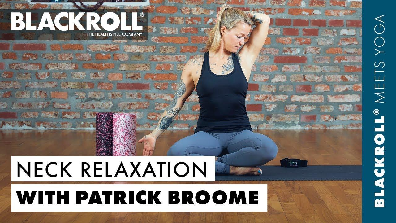 Schwarz BLACKROLL Yoga-Set von Patrick Broome Einheitsgr/ö/ße Unisex Erwachsene