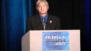 SPEAKER: PhRMA 2010 Event - PART 1