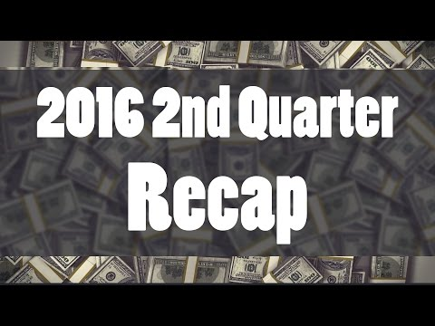 Stock Portfolio Review Q2 2016