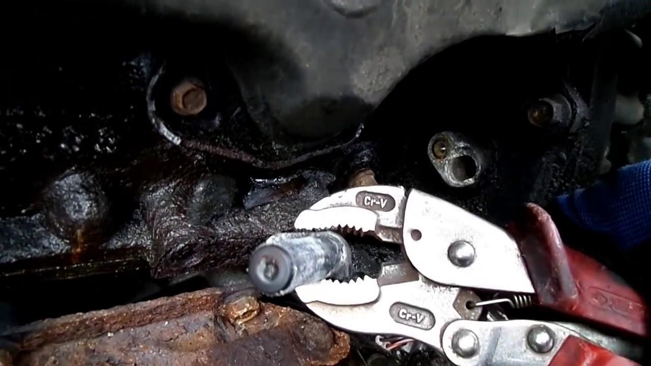 ford focus crankshaft sensor removal [ 1280 x 720 Pixel ]