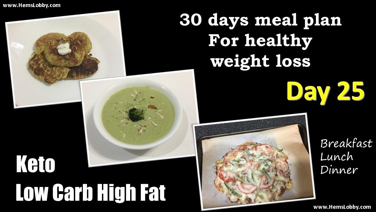 Day 25 Indian Lchf Keto 30 Days Meal Plan For Healthy Weight Loss Low Carb High Fat Keto In Tamil