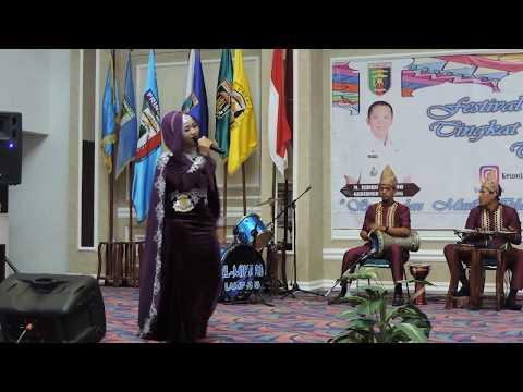 Umami - Juara Terbaik 1 Dewasa pi LASQI Provinsi Lampung 2017 - Ghonili