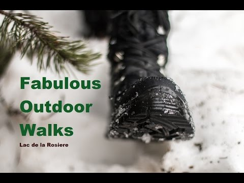 Fabulous Outdoor Walks Lac de la Rosiere Savoie France
