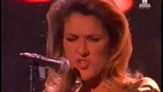 Celine Dion - River Deep Mountain High live! (RARE)