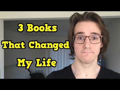 Best Audiobooks - 3 Books That Changed My Life (2017)