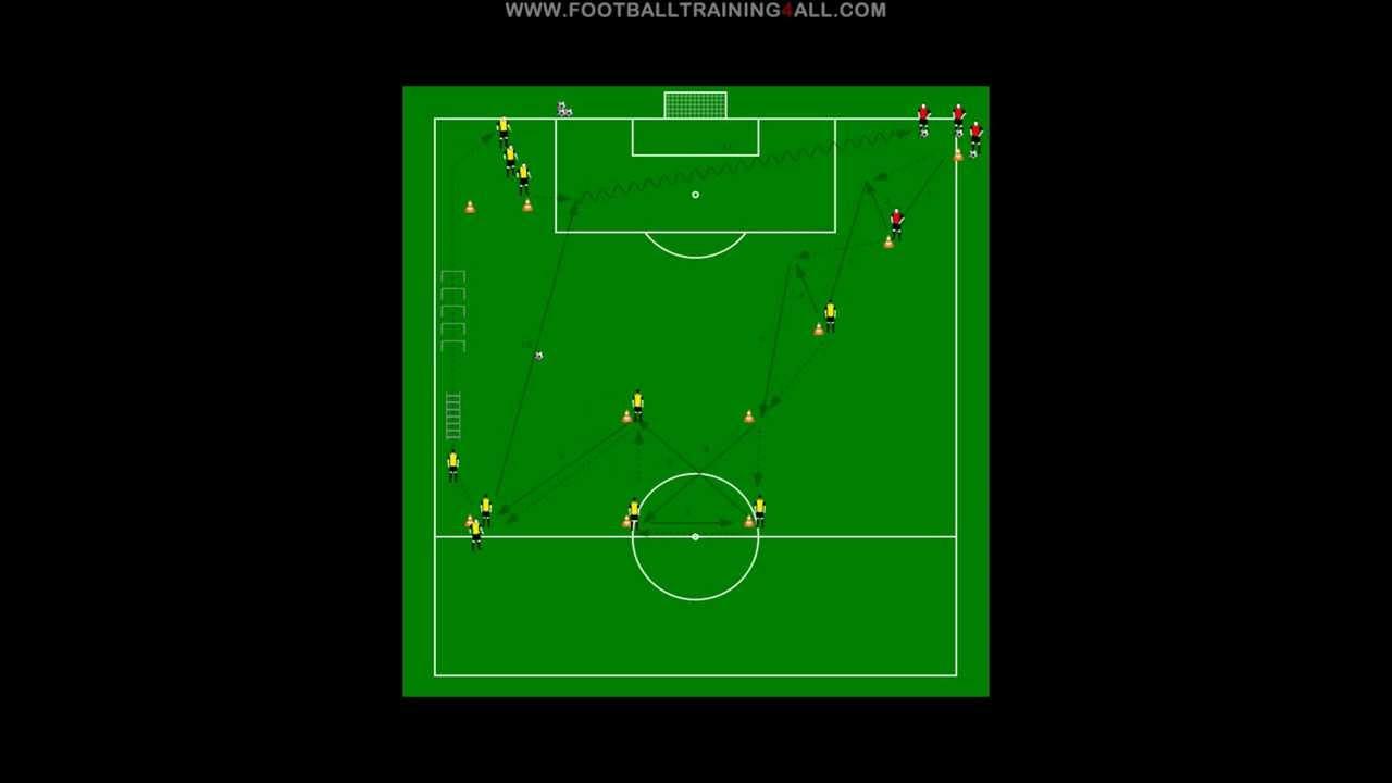 Coleção 3 - 100 exercícios Futebol