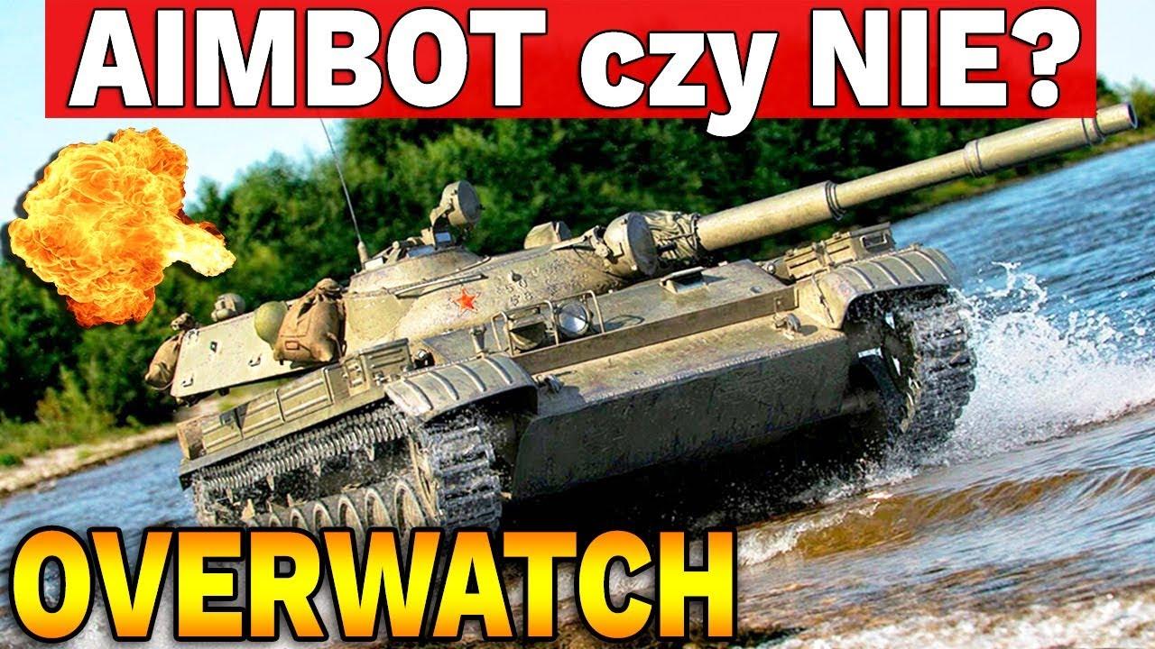AIMBOT czy NIE? – Overwatch – World of Tanks