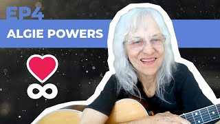 TikTok's Grandma, Algie Powers, on How To Stay Passionate About Guitar and Life