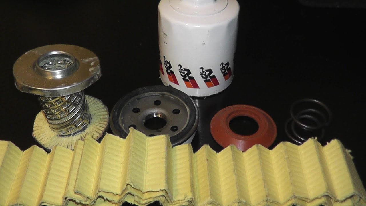 K Amp N Oil Filter Review And Specs