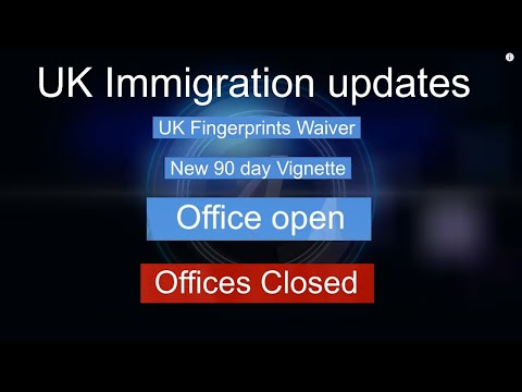 UK Immigration Updates 10 July 2020 | #ukvi #ukvisa #brp #fingerprints #visituk #ihs #spouse #ukvcas