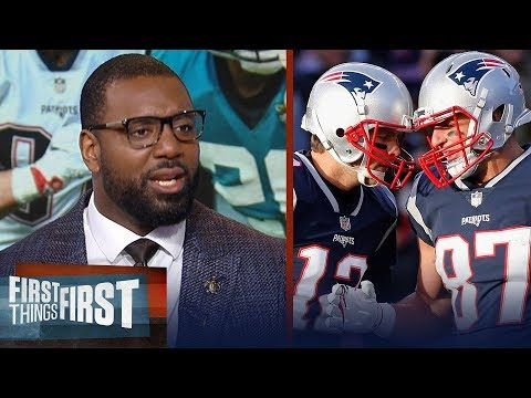 Chris Canty: Patriots offense have the edge over Jaguars in Week 2 | NFL | FIRST THINGS FIRST