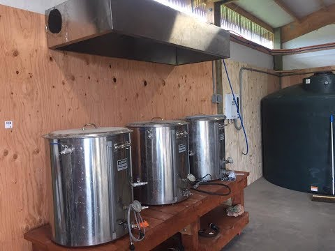 Jones Creek Brewery Update - July 2017