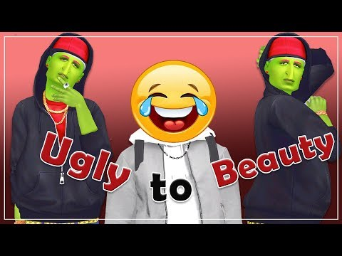 THE SIMS 4 🎒 UGLY TO BEAUTY 🎒 Male Edition thumbnail