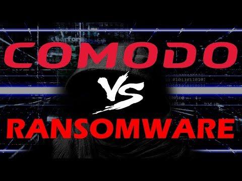 Comodo vs Ransomware