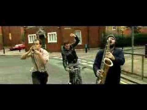 Rumble Strips 'Motorcycle' music video