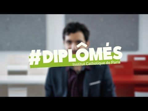 #DIPLÔMES - Portrait de Jo