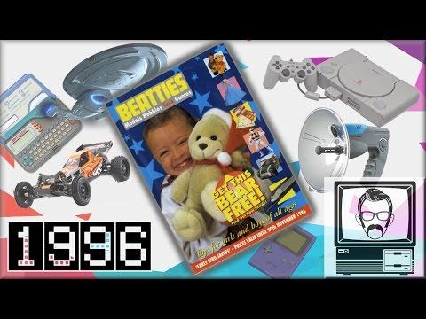 1996 Christmas Catalogue Beatties [Quick Flick] | Nostalgia Nerd