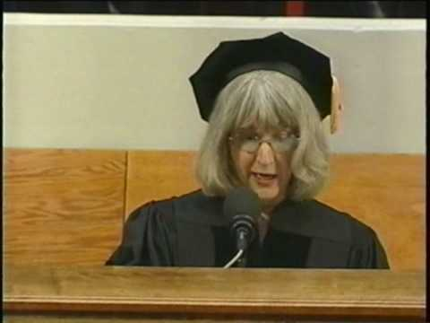 Genie Scott: Ohio State commencement speech