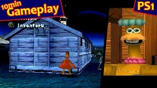 Chicken Run ... (PS1)