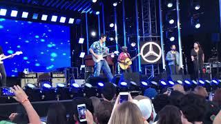 John Mayer - Slow Dancing in a Burning Room (Jimmy Kimmel Live) 9/18/18