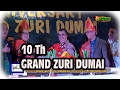 10 Thn Aniversary Grand Zuri Dumai dengan tema '' Kemilau Grand Zuri Untuk Indonesia''