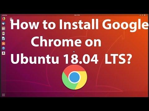 Command to install google chrome in ubuntu 12.04