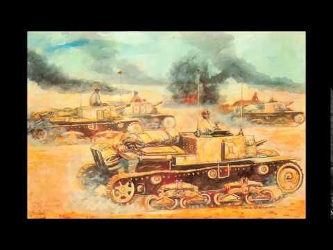 CARRI ARMATI E SEMOVENTI ITALIANI DELLA SECONDA GUERRA MONDIALE ITALIAN TANKS IN WW  II