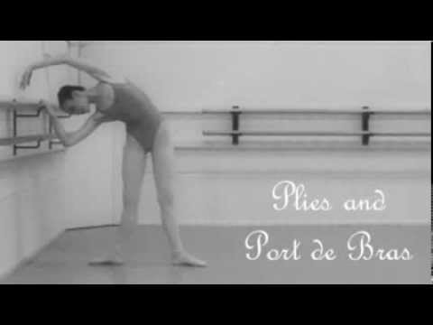 Chantelle Meyers - English National Ballet School Video Audition
