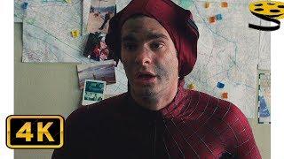 Я чистил дымоход. У нас нет дымохода. Правда? | Новый Человек-паук: 2 (2014) | 4K ULTRA HD