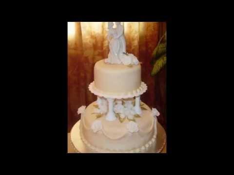 Свадебные торты Фото самых красивых свадебных тортов