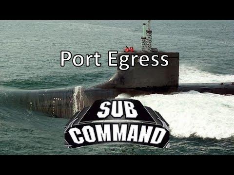 Sub Command - Port Egress