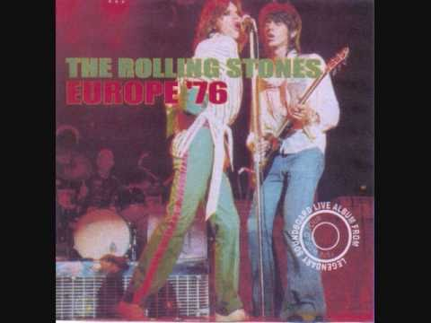 Rolling Stones - Live 1976 - Lyon