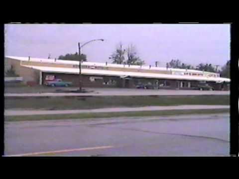 Footage Of Duz Cho & Kal Tire- 1987 Chetwynd Flood