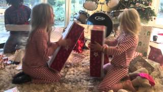 Two white girls get black dolls for Christmas. What happens next is ... actually nothing shocking h