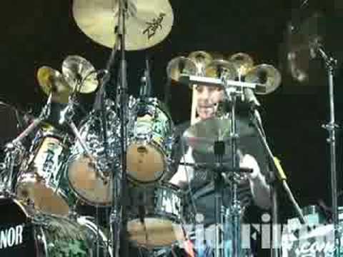 Gavin Harrison at DrummerLive 2008