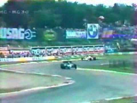 F1 GP Formula 1 1984 Italia Monza 4/10