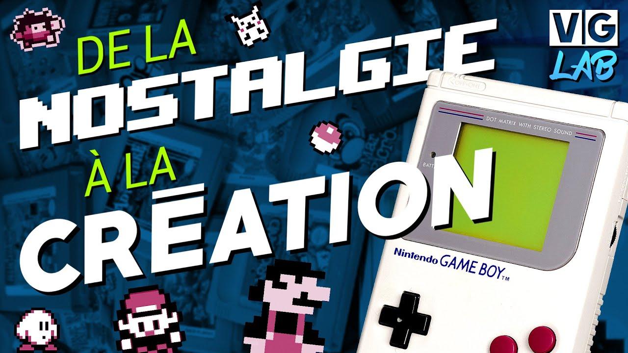 DE LA NOSTALGIE À LA CRÉATION | Video Games Lab #1