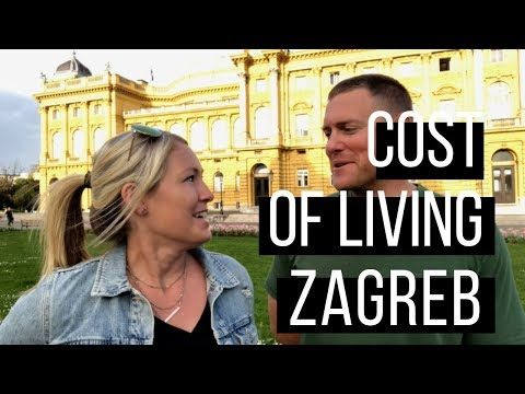 COST OF LIVING ZAGREB, CROATIA   Digital Nomad Guide