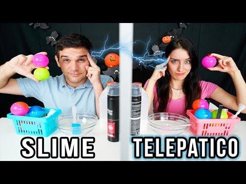 SLIME TELEPATICO CON SFERE MISTERIOSE !!!!