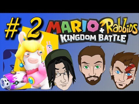 Mario + Rabbids Kingdom Battle Episode 2-Bees and Pipes-All My Champions