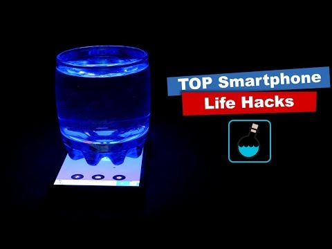 Top 5 Awesome Smartphone Life Hacks YOU SHOULD KNOW! Best LifeHacks for iPhone!