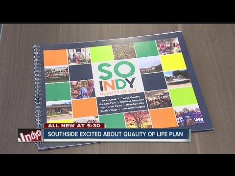Southside Excited About New Quality Of Life Plan In Indianapolis