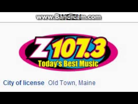 WBZN Z107.3 Old Town, ME TOTH ID at 5:00 p.m. 7/5/2014