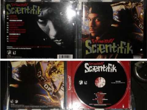 Scientifik - Criminal (Ed O.G. Prod. 1994)