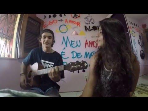 Não da mais/Ela me faz cover by Malu Sousa e Yann Kaminski