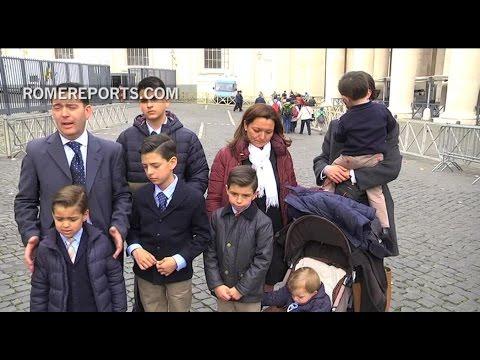 Familia española deja todo para irse de misiones a Japón