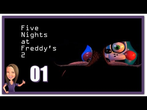 Lowco2525 Plays: Five Nights at Freddy's 2! (Part 1)