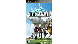 Final Fantasy III Review for the PlayStation Portable
