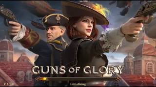 Guns Of Glory (KvK 25.8 - K1&K72) - Trapping ZED Alliance K72 (Action starts at 10:30)